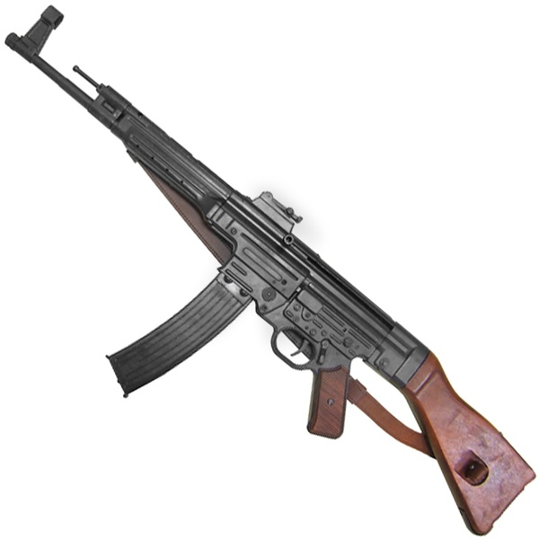 1944 Stg 44 Mp44 Storm Assualt Rifle With Leather Belt
