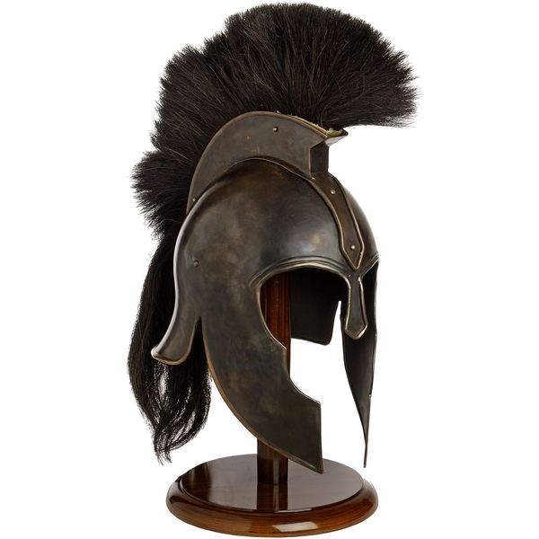 Troy Helmet With Stand